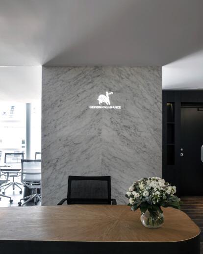 Gefion Insurance Headquarters