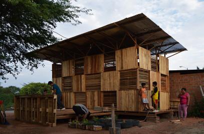 Proyecto Chacras; Vivienda Productiva Emergente