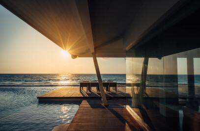 Honeymoon Private Island Presidential Suite