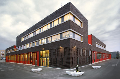 Fire Station Erfurt
