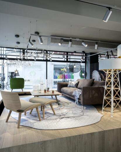 Moooi - Showroom and Brandstore