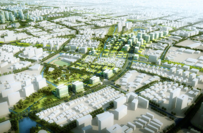 "Zhangjiang Science and Technology City as ""Living University"""