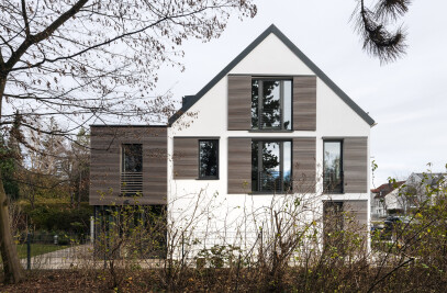 Row house in Harlaching