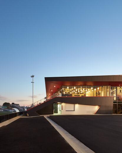 Ballarat Regional Soccer Facility