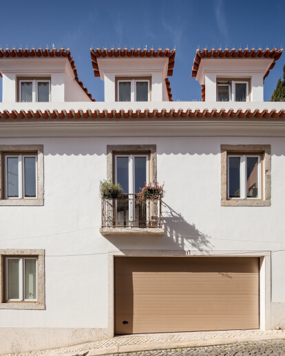 House in Necessidades