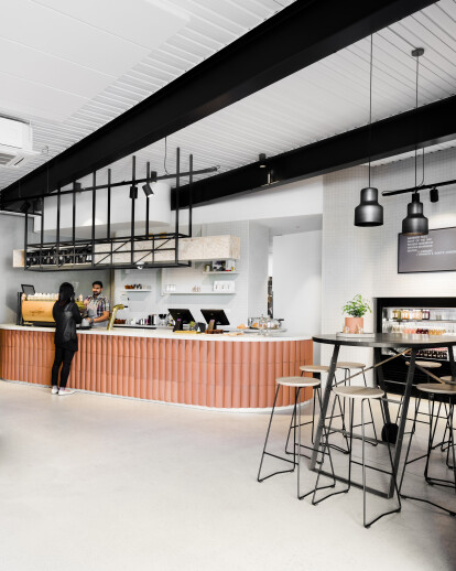 New cafe Poacher and Hound in Mount Waverley