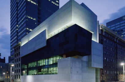 THE LOIS & RICHARD ROSENTHAL CENTER FOR CONTEMPORARY ART