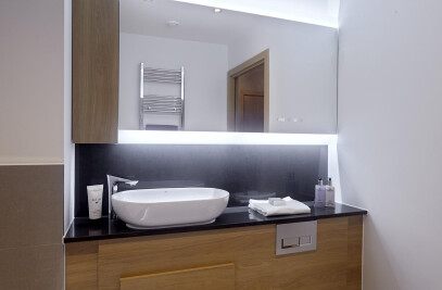 Stunning bathroom concept