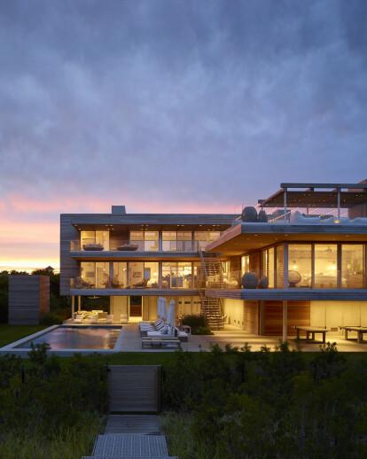 Ocean Deck House