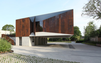Shim - Sutcliffe Architects