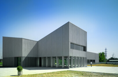 Sports facility in the Island of La Cartuja (1st phase)
