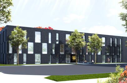 Westpark Bochum: Neubau Kultur Ruhr