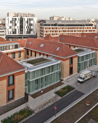 Hospital Complex Broussais