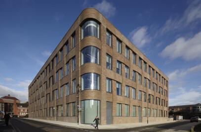 The Hiscox Building