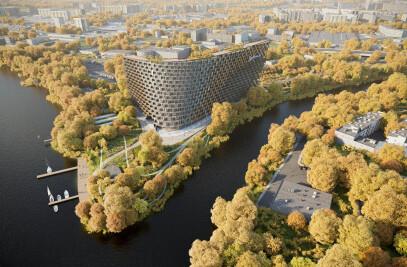 Radisson Blu Moscow Riverside Hotel&SPA