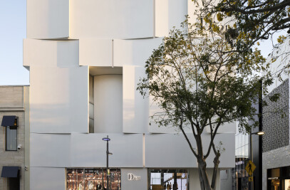 Dior Miami Facade