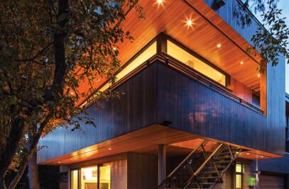 Treehouse Residence