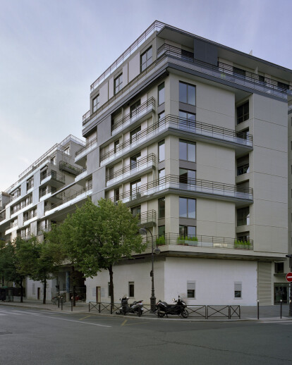 Convention Housing in Paris