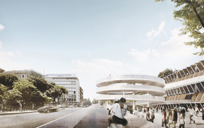 JGCH Architecture