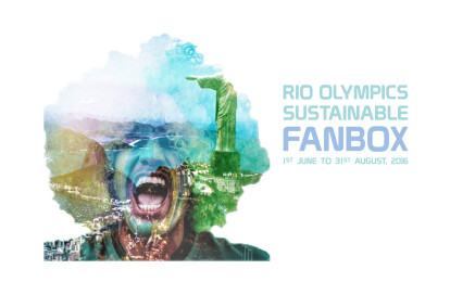 RIO OLYMPICS  SUSTAINABLE FANBOX Competition