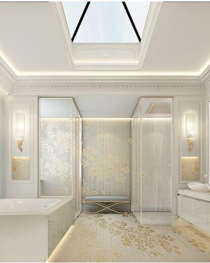 IONS DESIGN   Best Interior Design Company In Dubai   Bathroom design collection