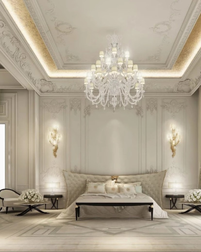 IONS DESIGN DUBAI INTERIOR DESIGNER Bedroom Design Collection Classy Bedroom Concepts Concept Interior