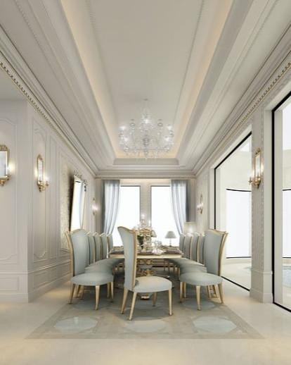 Ions Design Best Interior Design Company In Dubai Dining Room Design Collection Ions Design Archello