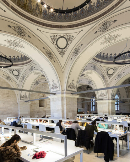 BEYAZIT STATE LIBRARY