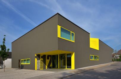 Fire Station Ruesselsheim Bauschheim