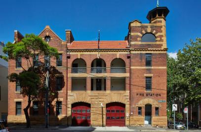 Pyrmont Fire Station