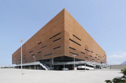 Rio Olympic Handball Arena