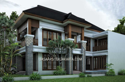 Luxury House Design for Mrs Devi, Batam