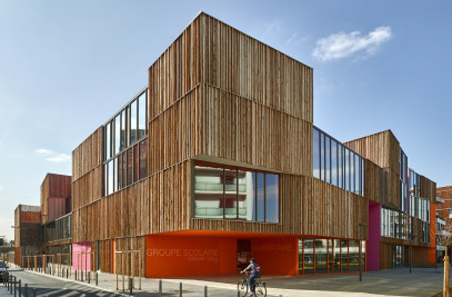 'Simone Veil' group of schools in Colombes
