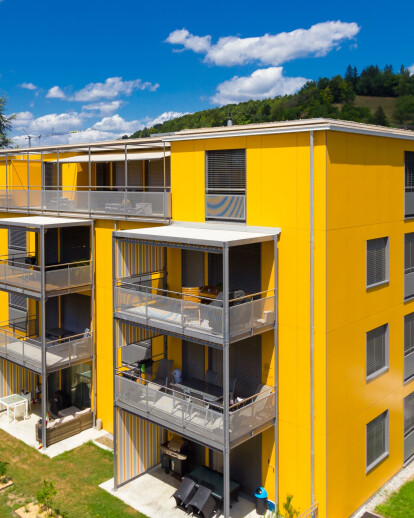 Multi Unit Housing Winterthur