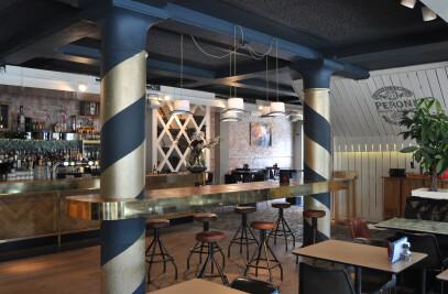 Du cap mediterranean restaurant, Amsterdam