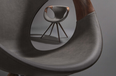 Sur Wood Chair