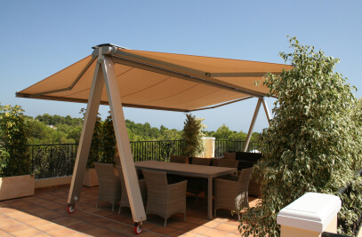 Patio awning V810-Lucca