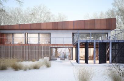 House design - House x07