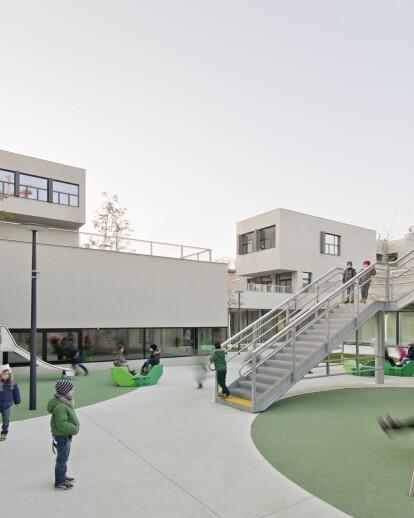 Sonnwendviertel Education Campus