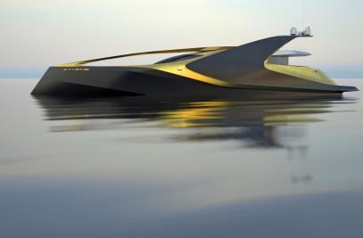 X-SYM 125 Motor Yacht