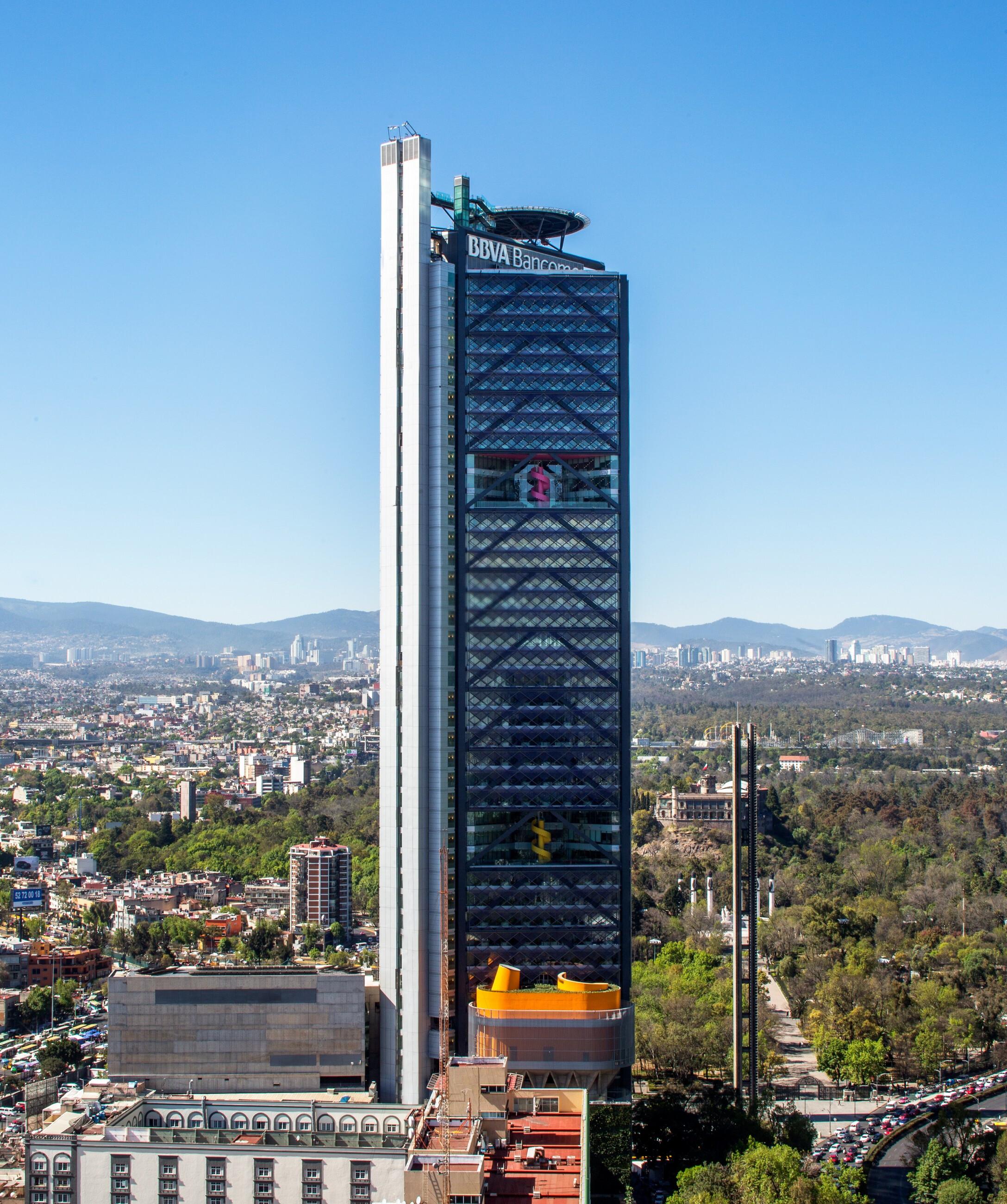 BBVA Bancomer Tower