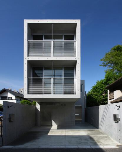 House at Minamikarasuyama