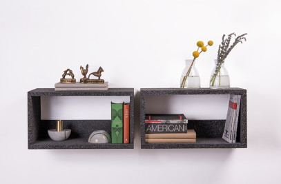 LAVA SHELVES