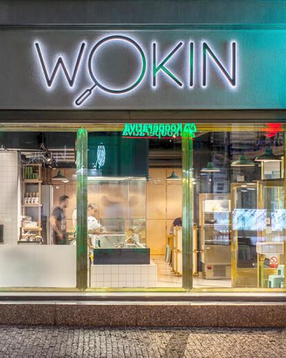 Wokin noodle