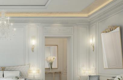 Peek on the Glamorous Master Bedroom Design