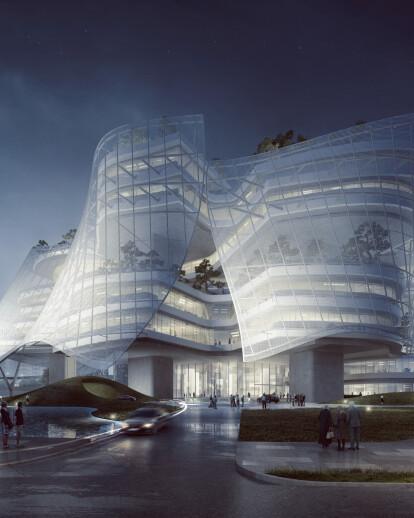 Design Center for Xinhee Group