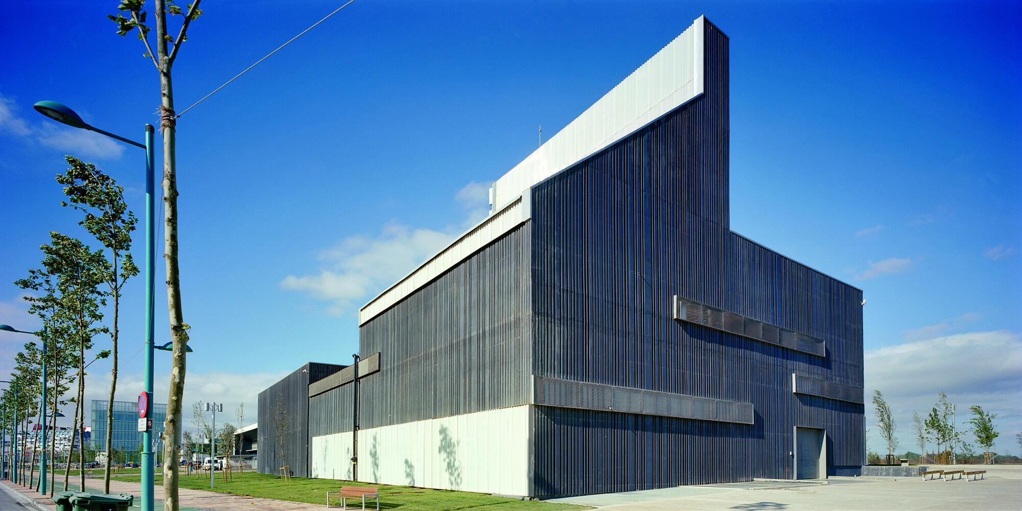 D.H.C Energy Production Center
