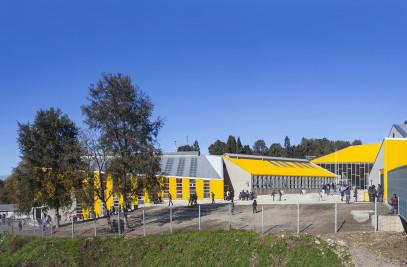 Manuel Anabalón Saez School