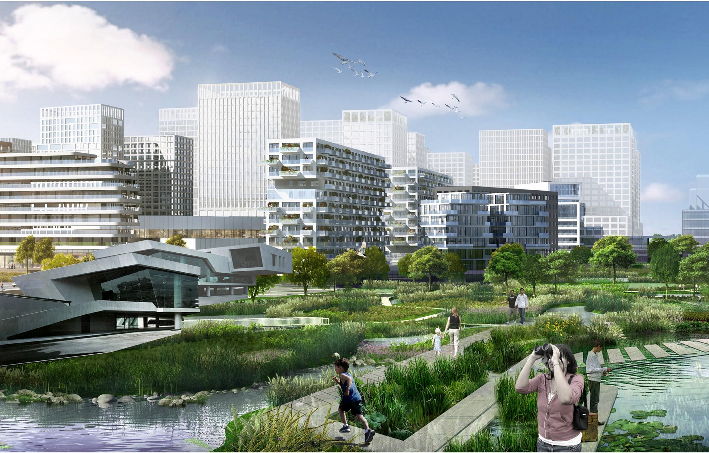 Bao'an Urban Design Competition