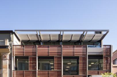Building for Downtown Boulder
